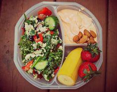 Healthy Lunch Ideas!