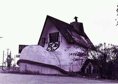 The Big Shoe was located on Lamar Ave. in Memphis, TN.  I remember always passing by this on our way to Libertyland.