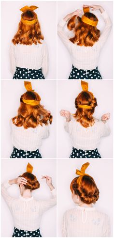 Five Easy Hairstyles With a Headband