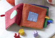 Mes livres en tissu (Lisa's factory)