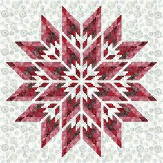Check out this original color-way designed by Judy N. Sign up for a chance to participate in a private beta invite on www.quiltster.com