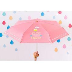 Paraguas Mr Wonderful Hoy es un buen día para tener un gran día
