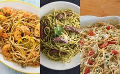 5 deliciosas maneras de comer espagueti
