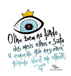 Olhe bem no fundo dos meus olhos Music Love, Music Is Life, Love Songs, My Music, Text Quotes, Love Quotes, Me Me Me Song, Some Words, Song Lyrics