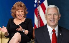Dear Ms. Behar, Since you dove in for the laugh regarding Vice President Mike Pence's