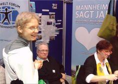 Ma(h)lt sich in diesem Kopf die Welt: Neujahrsempfang Mannheim SAGT JA