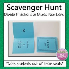 This activity gets students out of their seats. Students get to work at their own pace and think it's a game. They are highly motivated to complete a question since they can self check and get immediate feedback.  Students will complete a problem and then look for the answer on top of a different card.