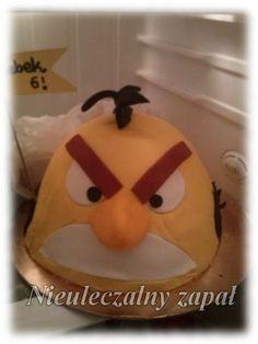 Tort Angry birds cake