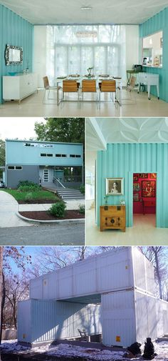Converting Shipping Containers Into a Modern Home