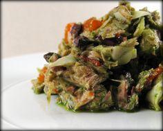 Primal Pesto Tuna Salad