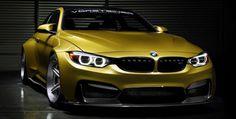 Vorsteiner BMW M4 Special Edition GTRS4