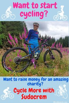 Cycle more with Sudocrem and raise money for Ickle Pickles - MissLJBeauty #cycling #newtocycling #biking #mtb #roadbiking #getoutside #fitness #familyfitness #cyclingbeginner #newtomtb #newroadbiker #fundraising #giveback #cyclingfitness #getfit #behealthy #sudocrem #cyclemore #getonyourbike #rideandbehappy Your Smile, Make You Smile, How Can I Get, Family Fitness, Premature Baby, Confidence Boost, Low Impact Workout, Improve Posture, Cycling Workout