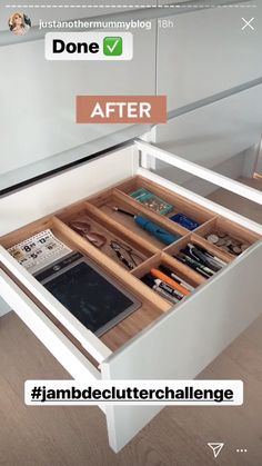 Organisation Ideas, House, Home, Haus, Houses, Homes