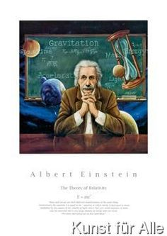 William Meijer - Albert Einstein