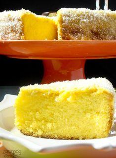 Portuguese Desserts, Portuguese Recipes, Sweet Recipes, Cake Recipes, Fashion Cakes, Vanilla Cake, Coco, Cupcake Cakes, Delish