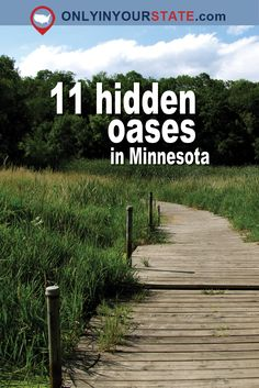 These hidden oases in Minnesota are truly beautiful. With fewer visitors than the bigger state parks, you're sure to find peace and quiet when you visit. Vacation Trips, Day Trips, Vacation Ideas, Places To Travel, Places To Visit, Whitewater Kayaking, Canoeing, Canoe Trip, Finding Peace