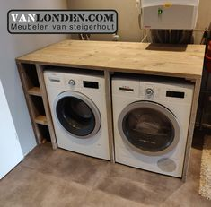 Garage Laundry, Laundry Closet, Bathroom Toilets, Washroom, Compact Washer And Dryer, Laundy Room, Wash N Dry, Bathroom Inspiration, Washing Machine