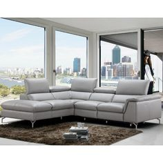 Found it at Wayfair - Viola Sectional