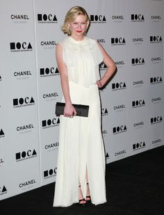 "Kirsten Dunst Photos: MOCA's Annual Gala ""The Artist's Museum Happening"" - Arrivals"