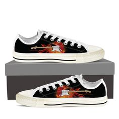 reputable site 1362b 1aa5d Guitar Fire Shoes
