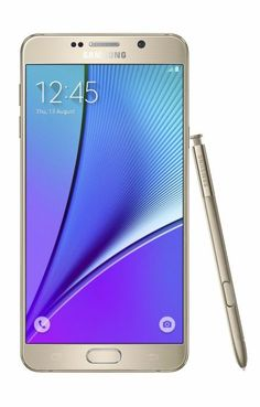 SAMSUNG N920-GOLD 16MP OCTA CORE 4G 32GB GALAXY NOTE 5 GOLD