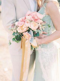 8 grey and peach wedding bouquets,peach wedding bouquets,peach and mint wedding bouquet,peach wedding bouquets ideas,peach bridal bouquets