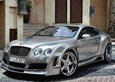 Bentley Cromado -