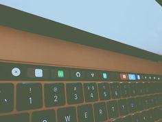 #touchbar #macbookpro #apple#github #cool #freecodecamp #tech.  MacBook pro