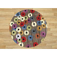 Overstock.com - has a great selection of wool rugs for the room!