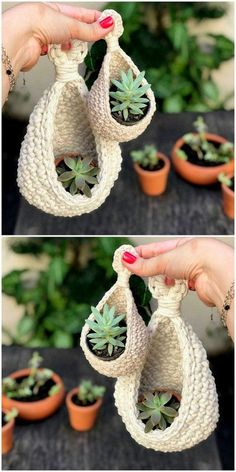 unique crochet craft for you Crochet Diy, Crochet Unique, Crochet Simple, Crochet Home Decor, Crochet Crafts, Crochet Ideas, Crochet Pouch, Diy Crochet Projects, Diy Knitting Ideas