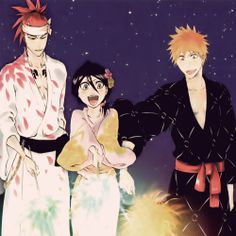 Find images and videos about bleach, kurosaki ichigo and kuchiki rukia on We Heart It - the app to get lost in what you love. Bleach Rukia, Kon Bleach, Ichigo E Rukia, Anime Bleach, Kuchiki Rukia, Bleach Fanart, Chibi Anime, Manga Anime, Otp