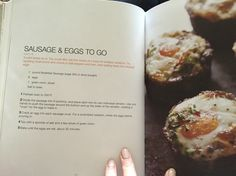 Sausage and Eggs to Go from Primal Cravings by Megan and Brandon Keatley