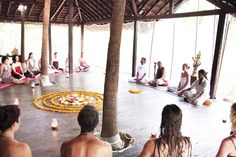 Ashiyana Detox and Rejuvenation Retreat.  Goa, India