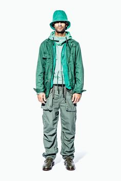 Engineered Garments Spring 2018 Menswear Collection Photos - Vogue