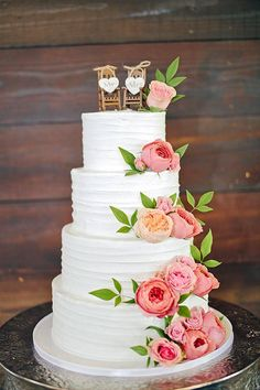pink wedding cake flowers pink wedding flowers spring wedding