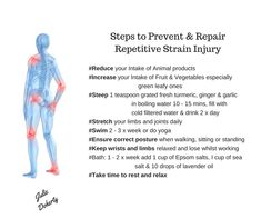 Repetitive Strain Injuries are a common workplace hazard these days. Hindering the effectiveness or speed at which your workload can be achieved. Here some effective ways that I have helped both my clients and myself to prevent and restore function to injured areas>>>>https://juliedoherty.net/safe-effective-treatments-for-repetitive-strain-injury/