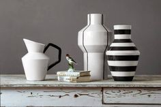 See how a young woman produces georgous ceramic vases in tuscany: decohome.de
