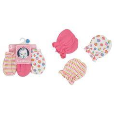 Gerber Baby-Girls Newborn 3 Pack Mitten, Pink, 0-3 Months Gerber,http://www.amazon.com/dp/B0073C0XFA/ref=cm_sw_r_pi_dp_Y.khsb1TBT3EA2TP