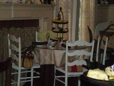 Hart Sisters Tea Room & Catering - Afternoon Tea MenuTea Tray - Sanford, Florida