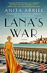 Silver's Reviews: Lana's War by Anita Abriel Books To Read, My Books, Jewish Girl, Historical Fiction Books, Ferrat, Great Books, Bestselling Author, Audio Books, Lana