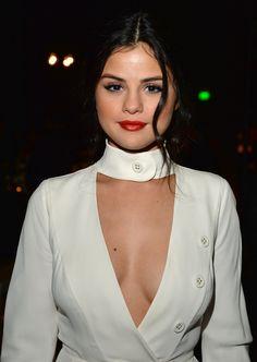 Selena Gomez Attends Spirit of Life Gala 2015 | POPSUGAR Latina