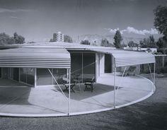 Arthur T. Brown: Tucson's desert modernist - Curbedclockmenumore-arrownoyes : The humble architect's stripped-down style presaged passive solar design