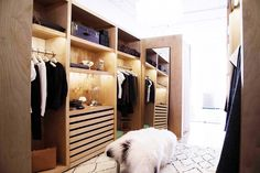 12+Walk-In+Closets+We+Never+Want+to+Walk+Out+Of+via+@MyDomaine