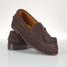 PRL The Classy Tasseled Suede Elrick Loafer
