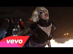 Music video by Lady Gaga performing Marry The Night (Official Video). © 2011 Interscope I love her voice!