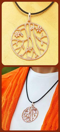 Necklace || Botanic Garden Collection
