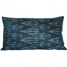 Candelabra Home Silk Velvet Ikat Pillows