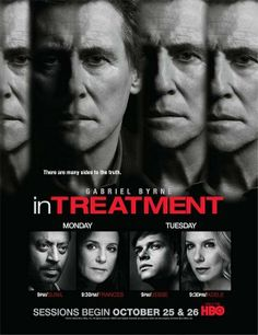 """""""In Treatment"""" 2008-2010 excellent writing and acting"""