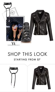 """""""Untitled #4181"""" by mariaisabel701 ❤ liked on Polyvore featuring Givenchy"""
