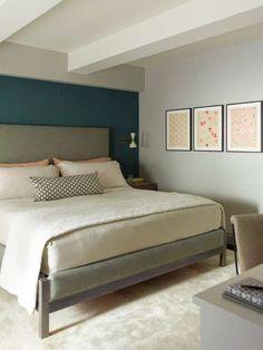 idee per le pareti della camera da letto - colore parete camera da ... - Arredare Parete Camera Da Letto